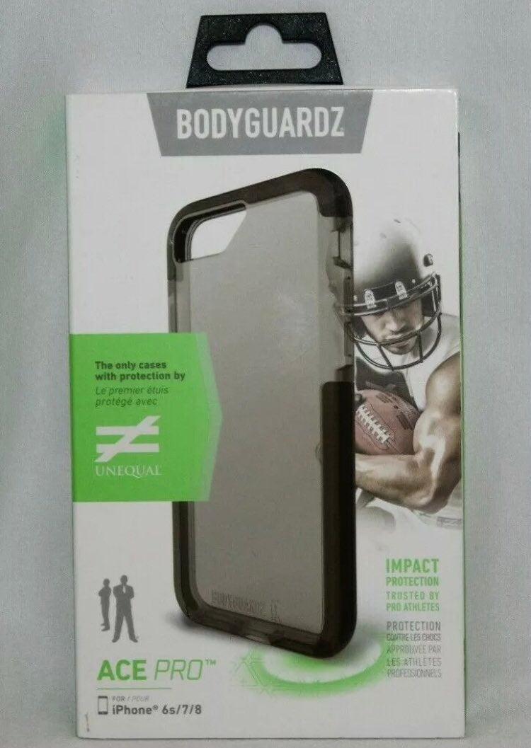 BodyGuardz Case iPhone 6s / 7 / 8 Black
