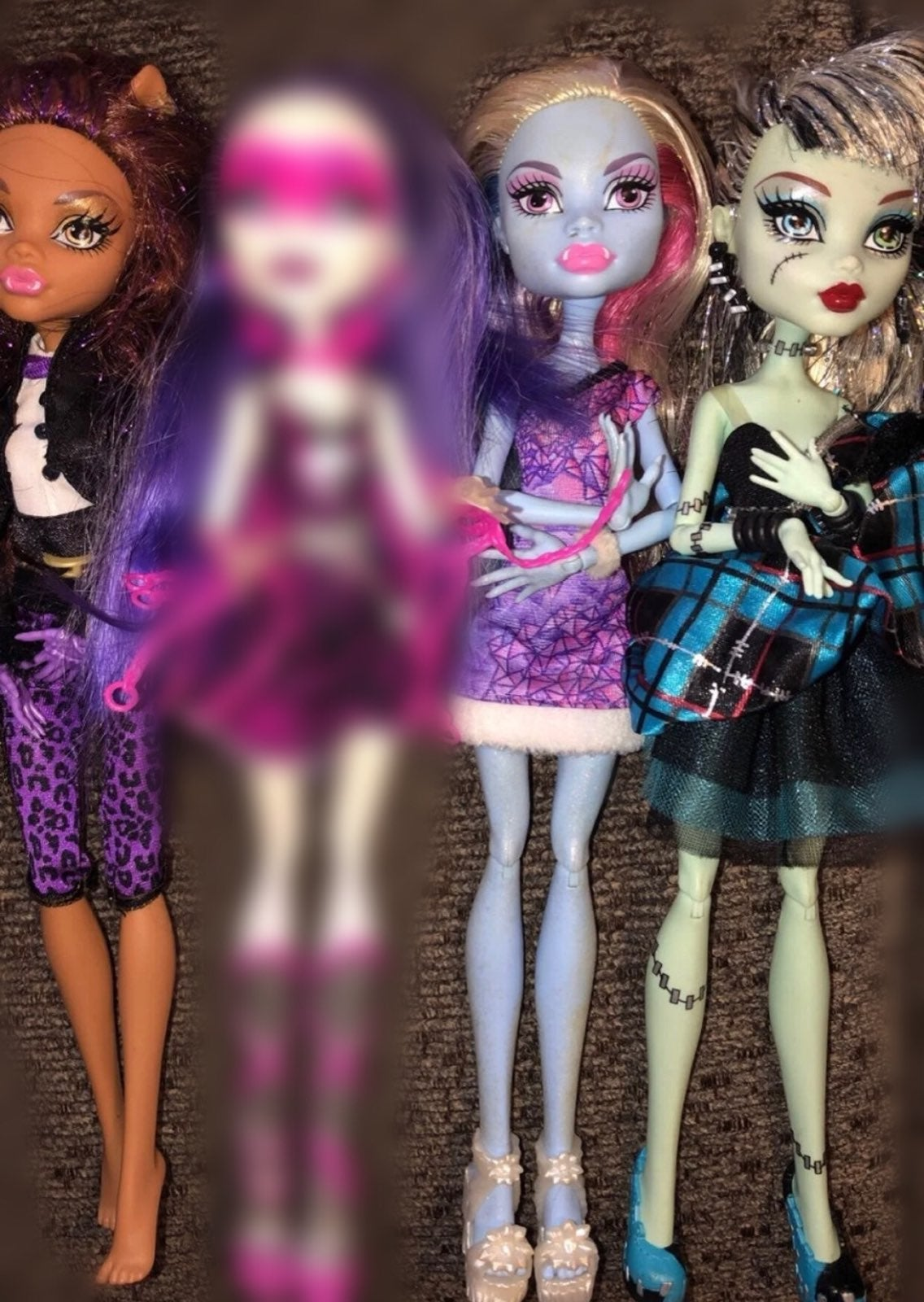 RESERVED MH Dolls