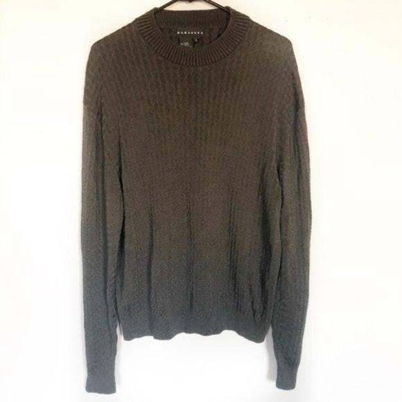 Baracuta Crew Neck Sweater Size Large