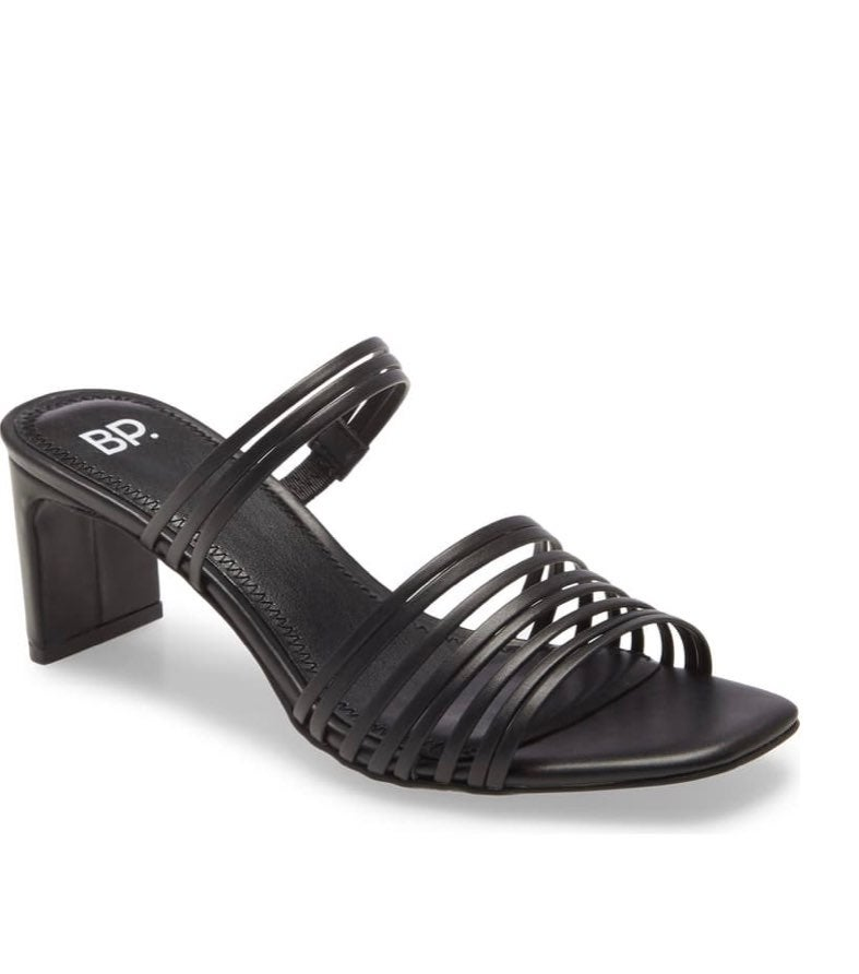 BP. Brittany Strappy Slide Sandal