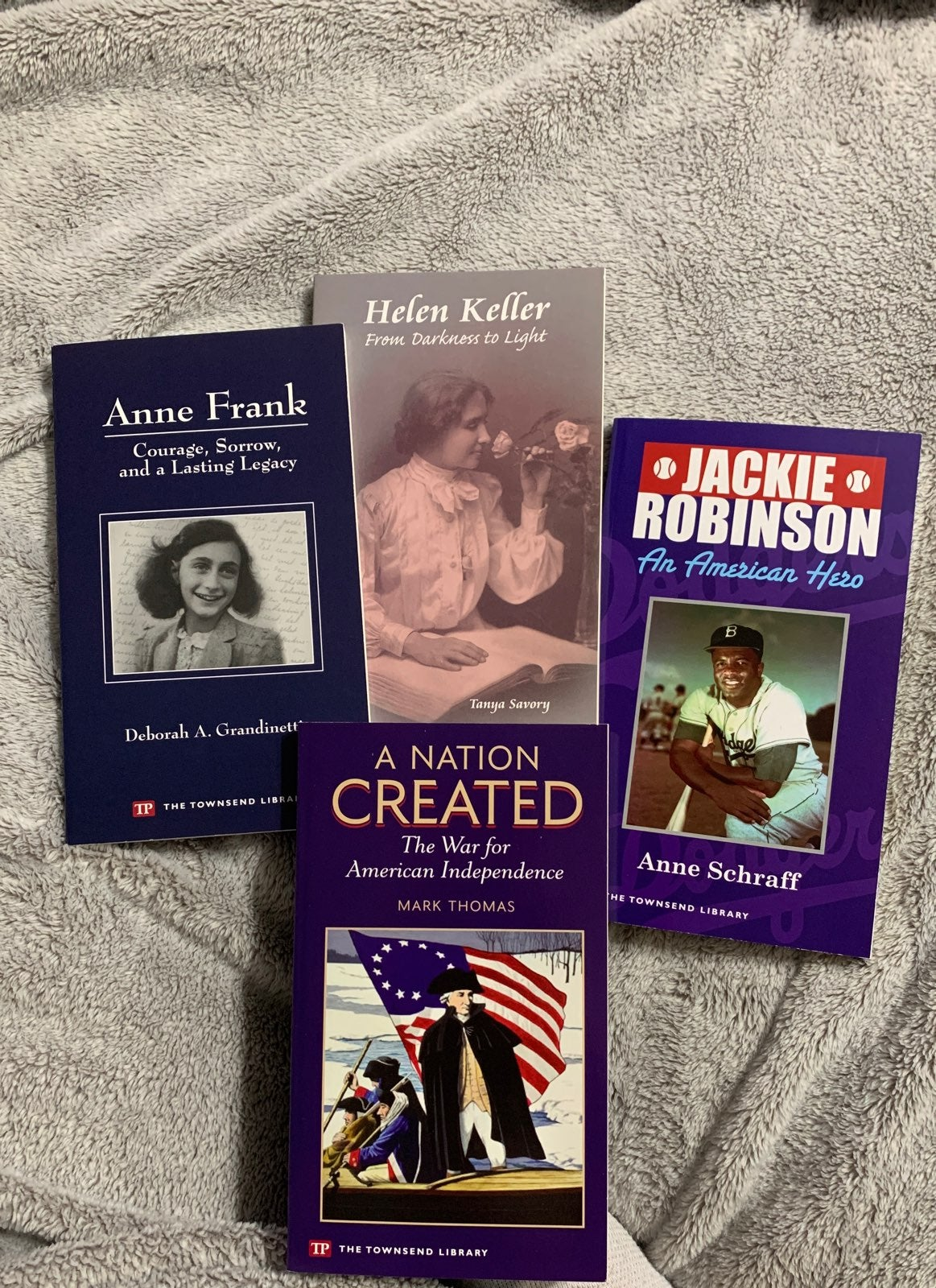 Townsend Library Book Bundle