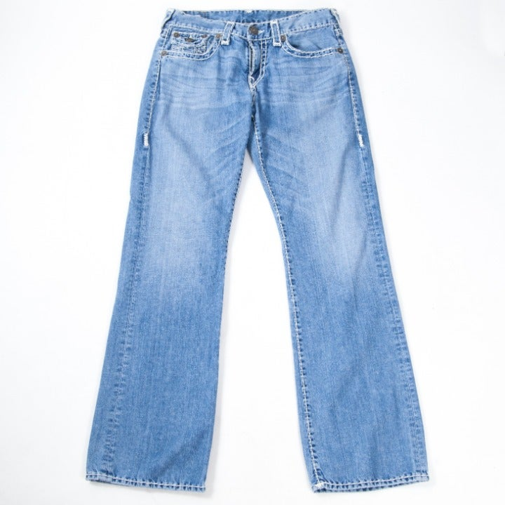 True Religion Billy Sup. T Bootcut Jeans