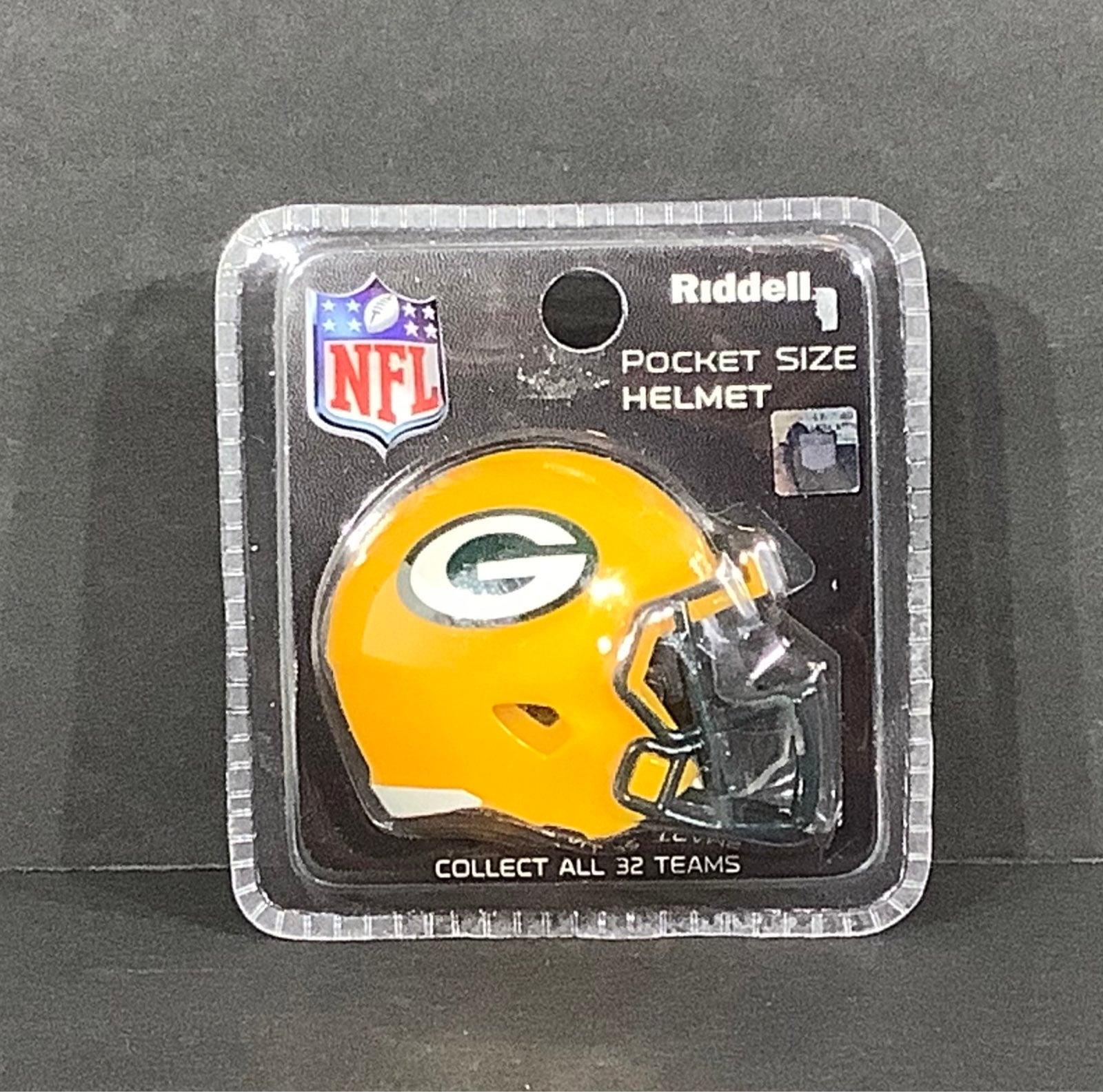 Green Bay Packers NFL Riddell Pocket Pro