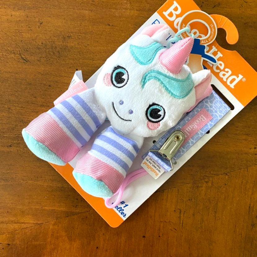 Booginhead pacipal and pacigrip unicorn