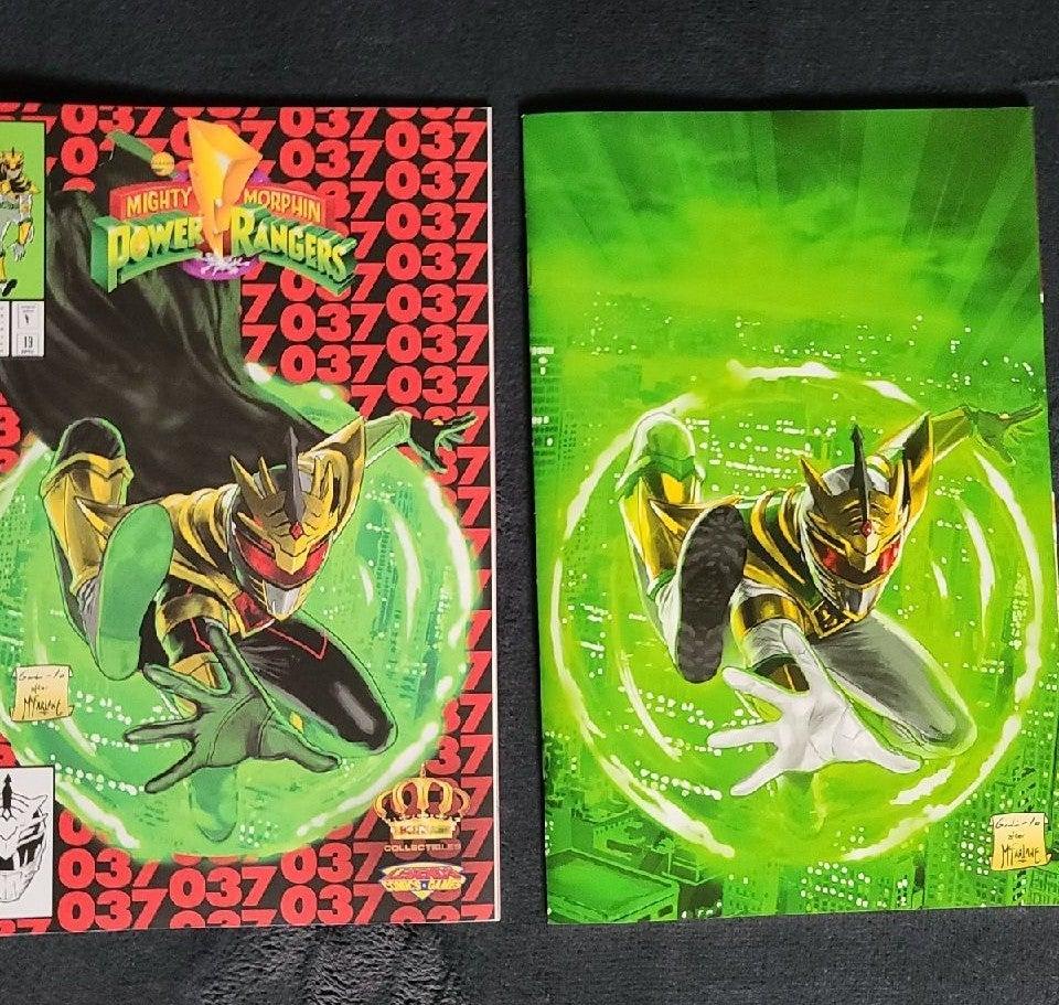 Boom Power Rangers Drakkon Variant lot