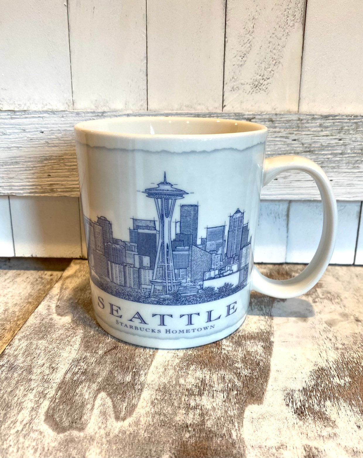 Starbucks Seattle Hometown Mug