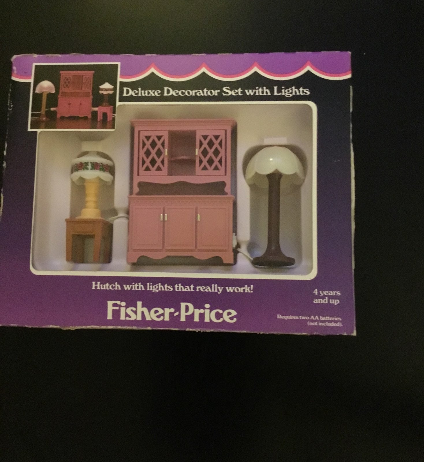 Fisher-Price Deluxe Decorator Set with L
