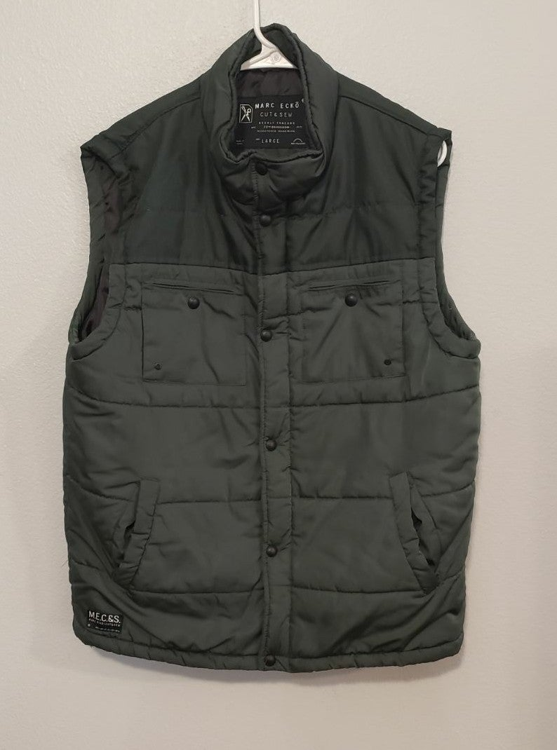 Marc Ecko Cut & Sew Vest