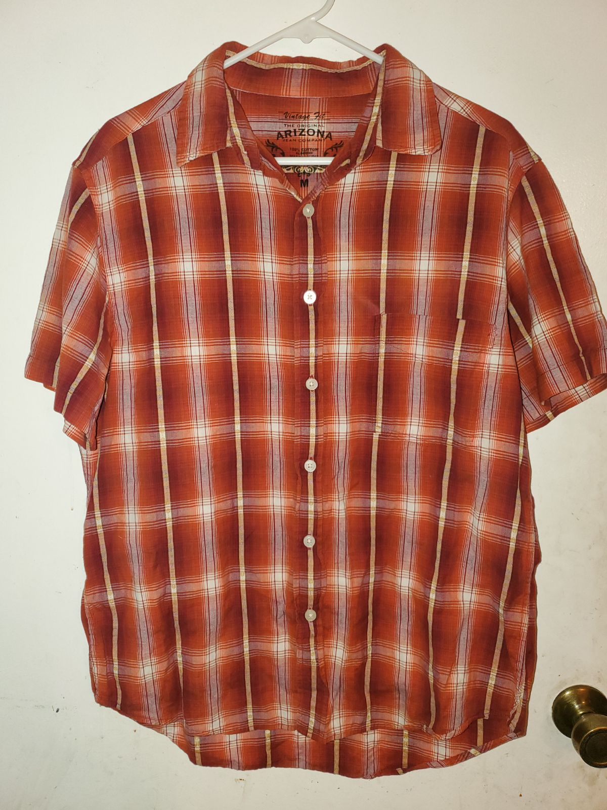 Men's Button Shirt