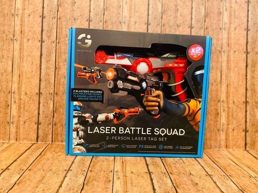 Laser Battle Squad - 2 person laser tag