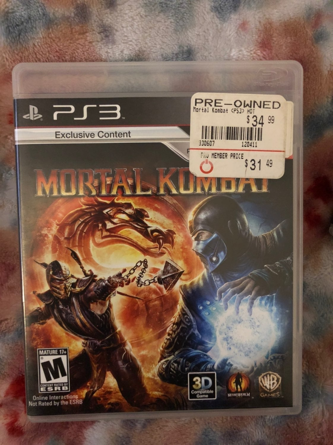 [PS3] Mortal Kombat