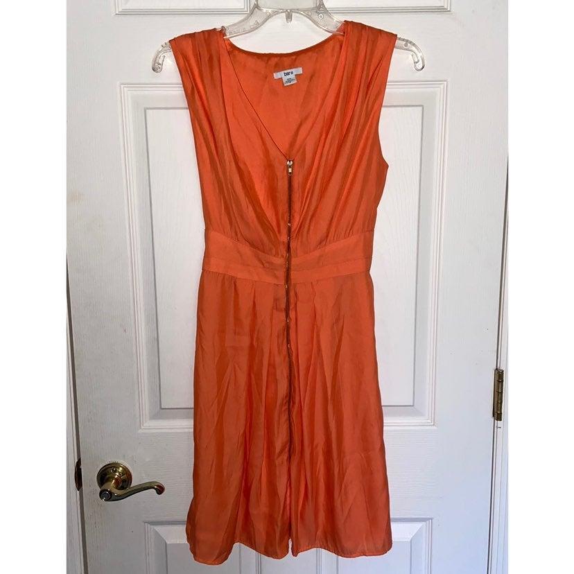 Bar III Front Zip Dress