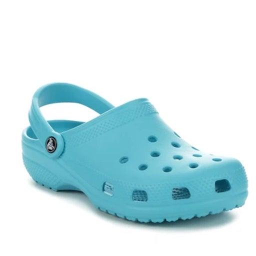 Classic clog crocs ( digital aqua)