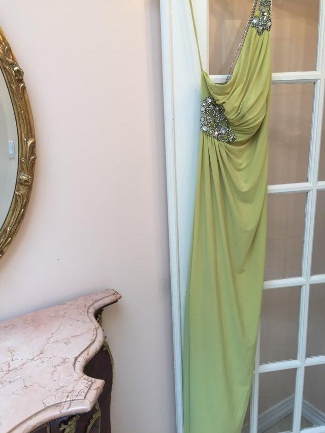 Mignon Evening Dress - Size 2