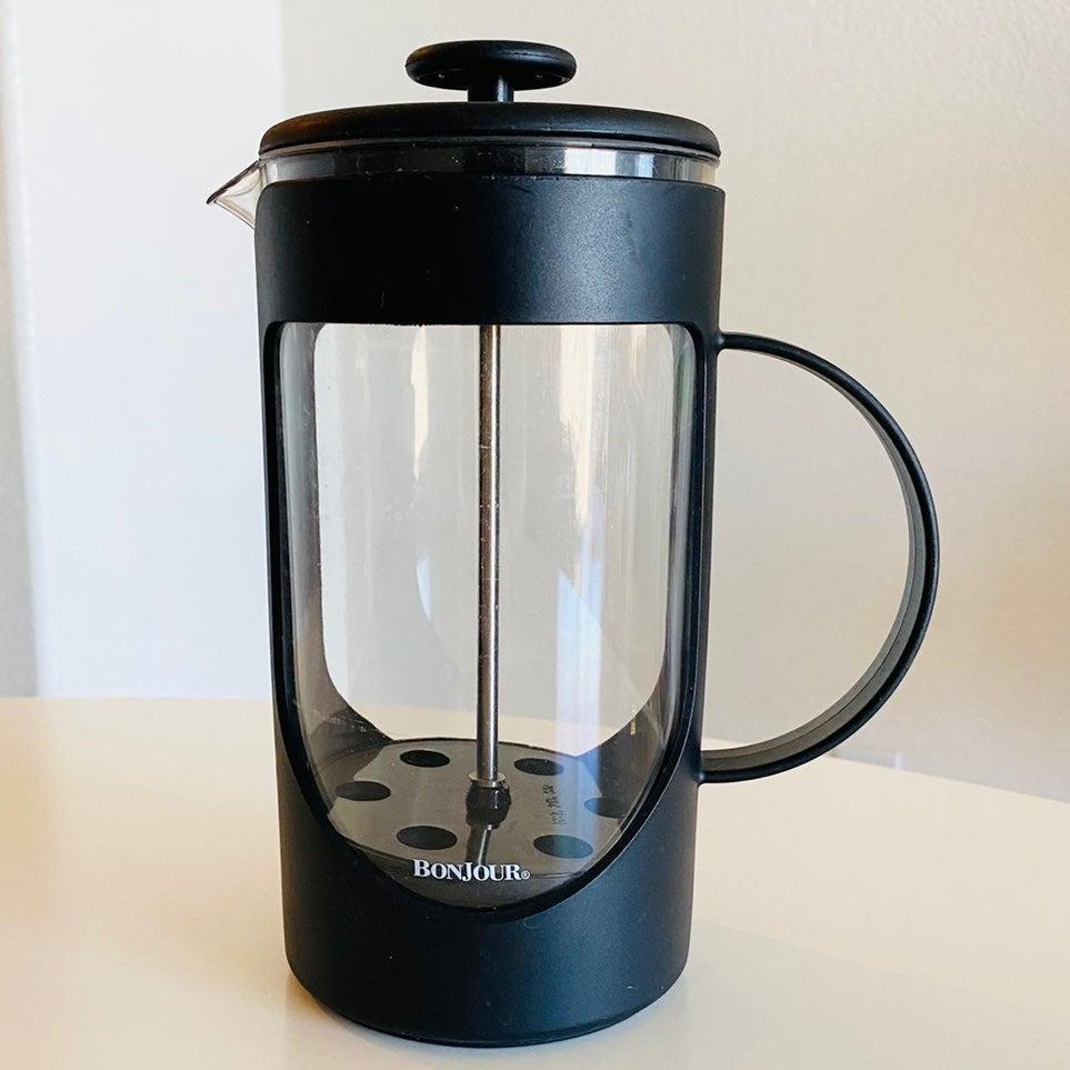 Bonjour coffee French press