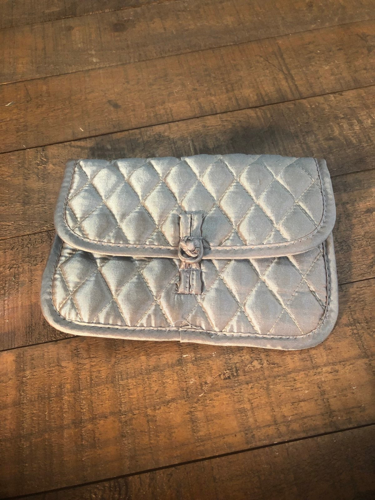 Brighton true color quilted pouch