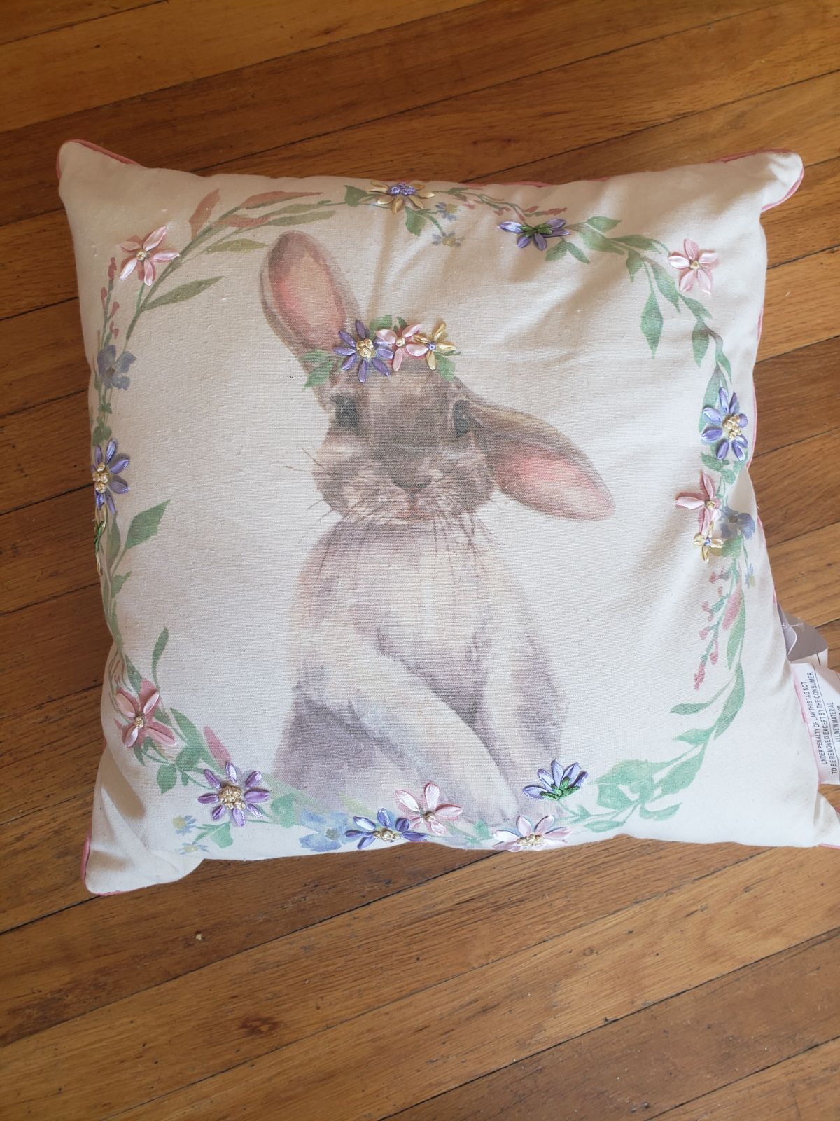 Bunny Pillow Coussin