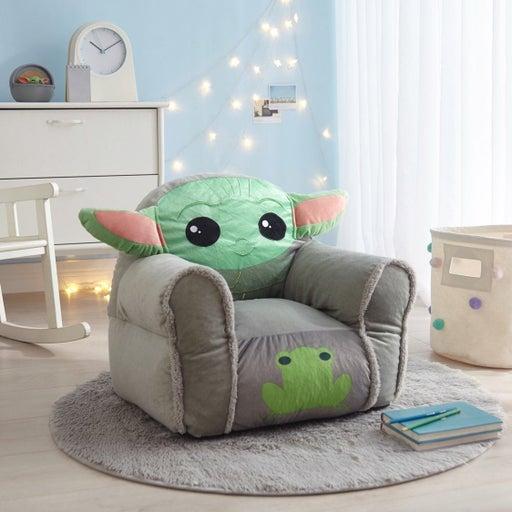 Baby Yoda The Child Soft Bean Bag Chair