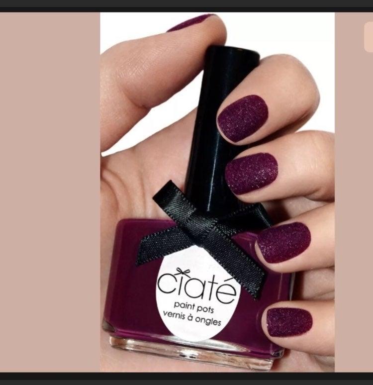 Ciate Velvet Manicure nail polish set