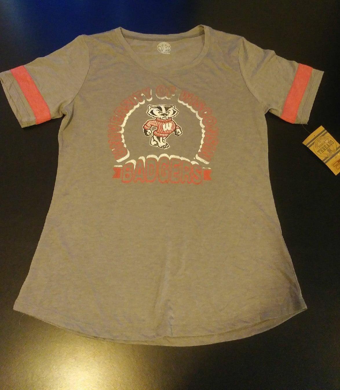 Wisconsin Badgers Women's T-shirt Size M