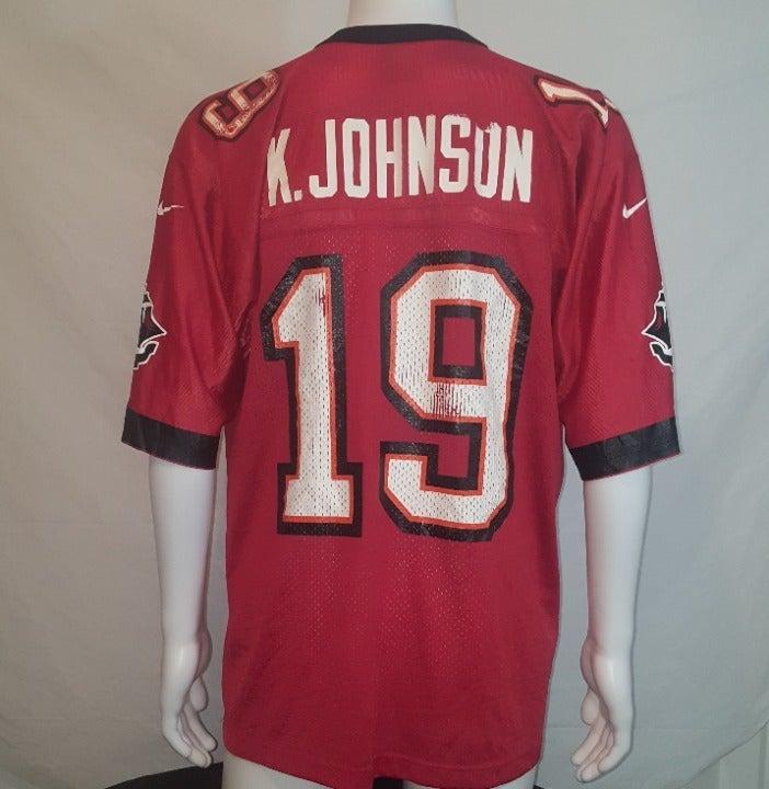 Nike Keyshawn Johnson Tampa Bay Jersey