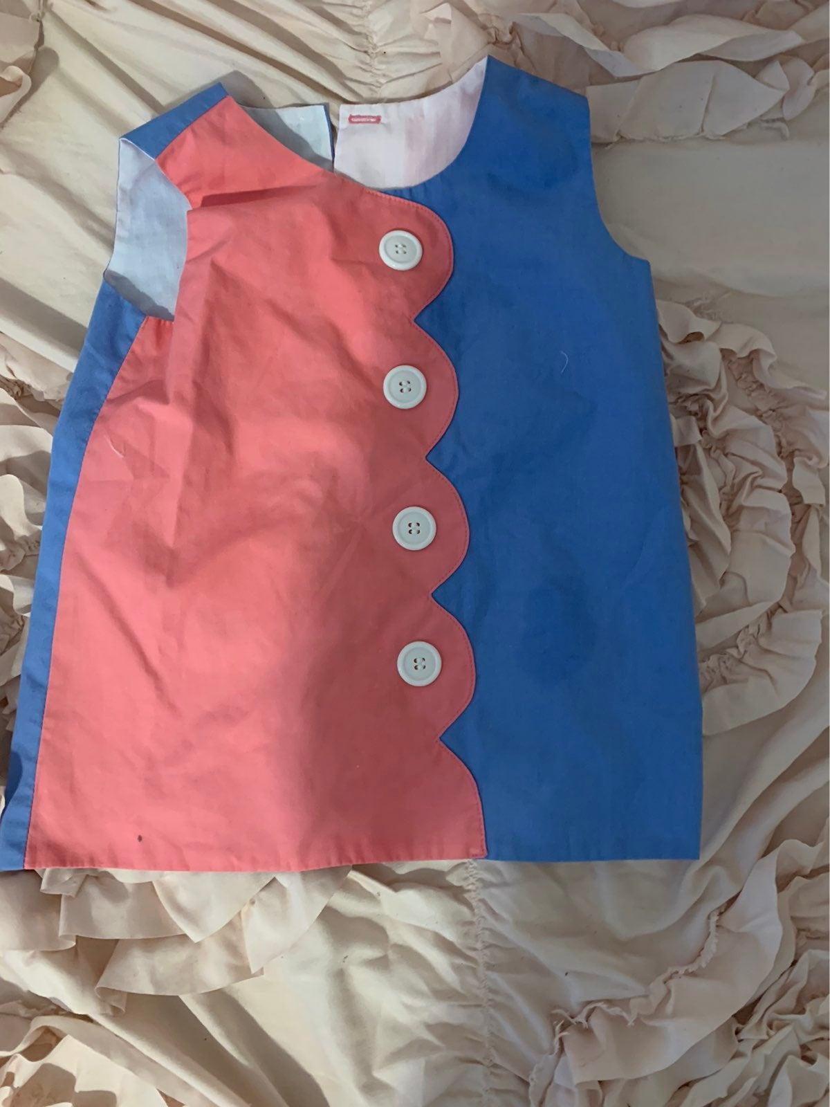 12-18month beaufort bonnet dress