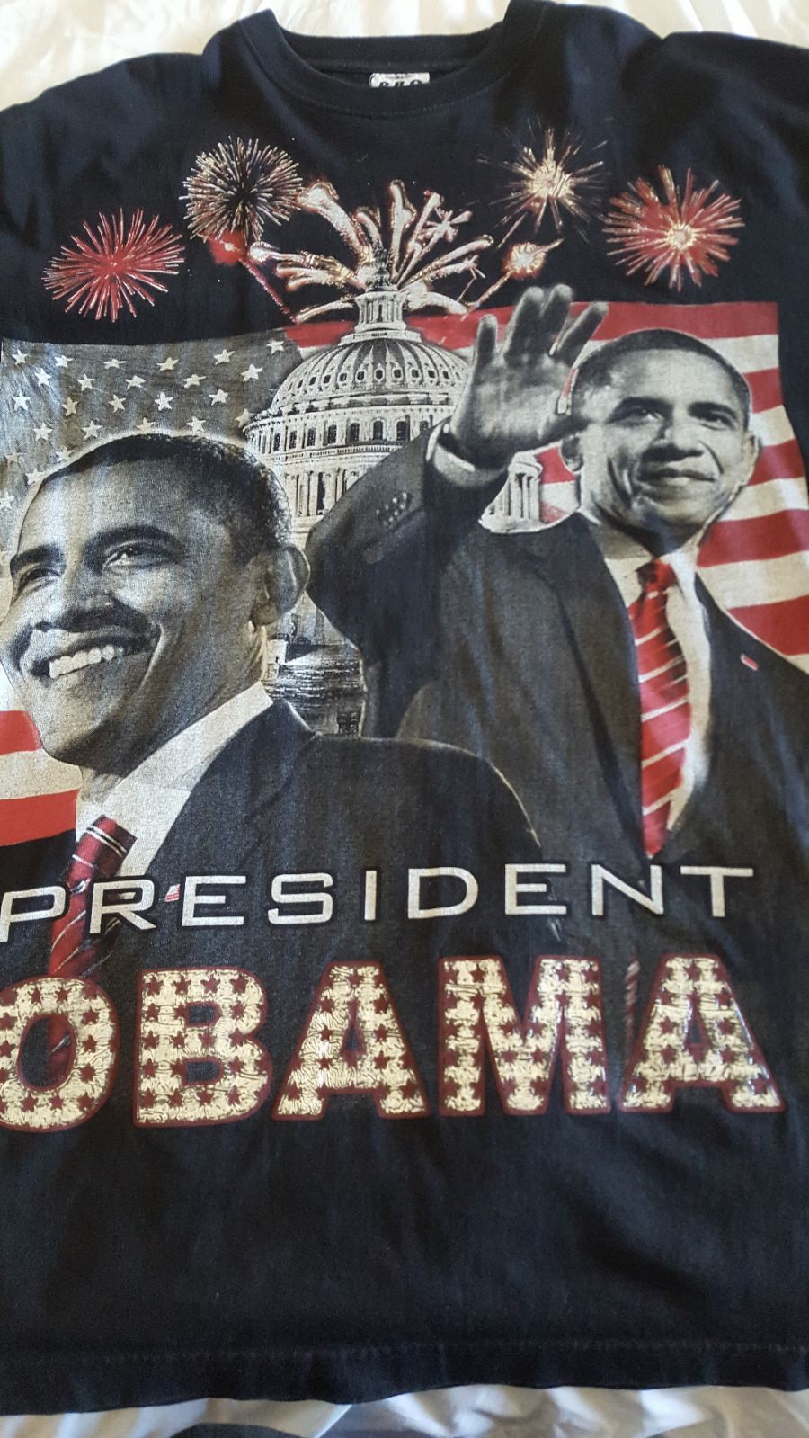 Obama T shirt