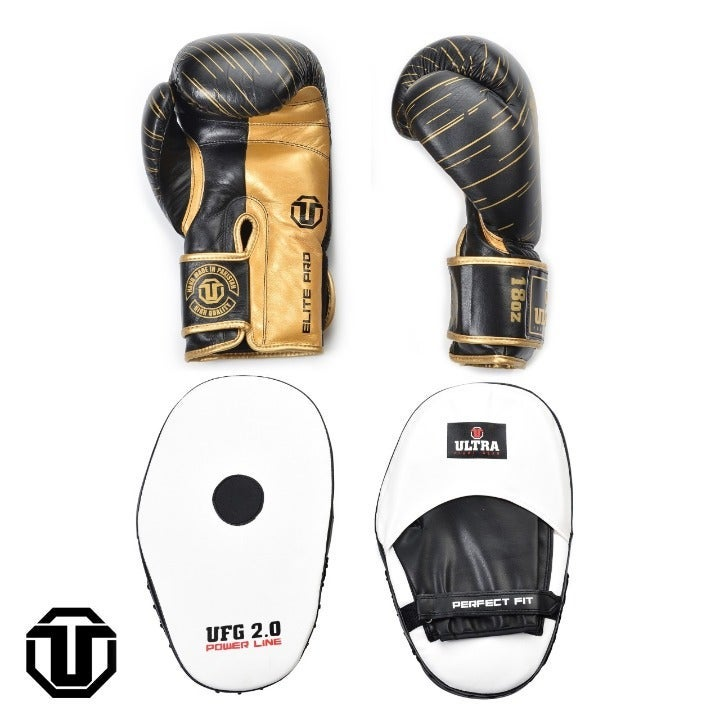 Hand Made Boxing Combo