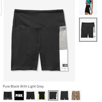232c49132c Pink High Waste Shorts
