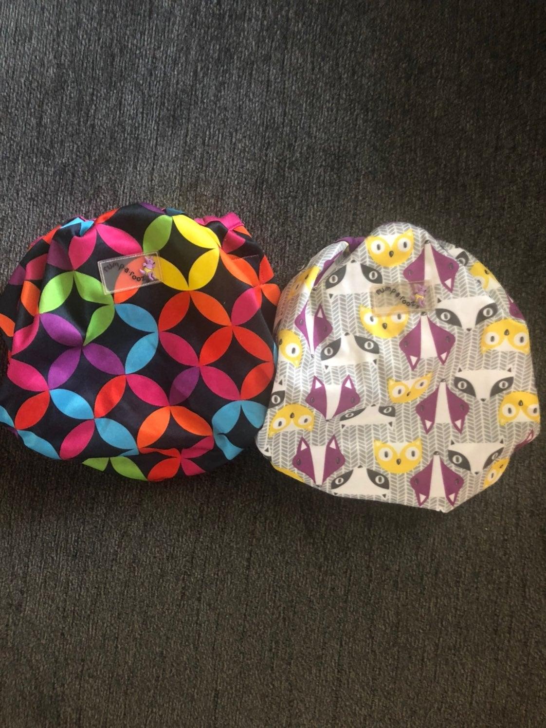Rumparooz Cloth Diaper Cover- set of 2