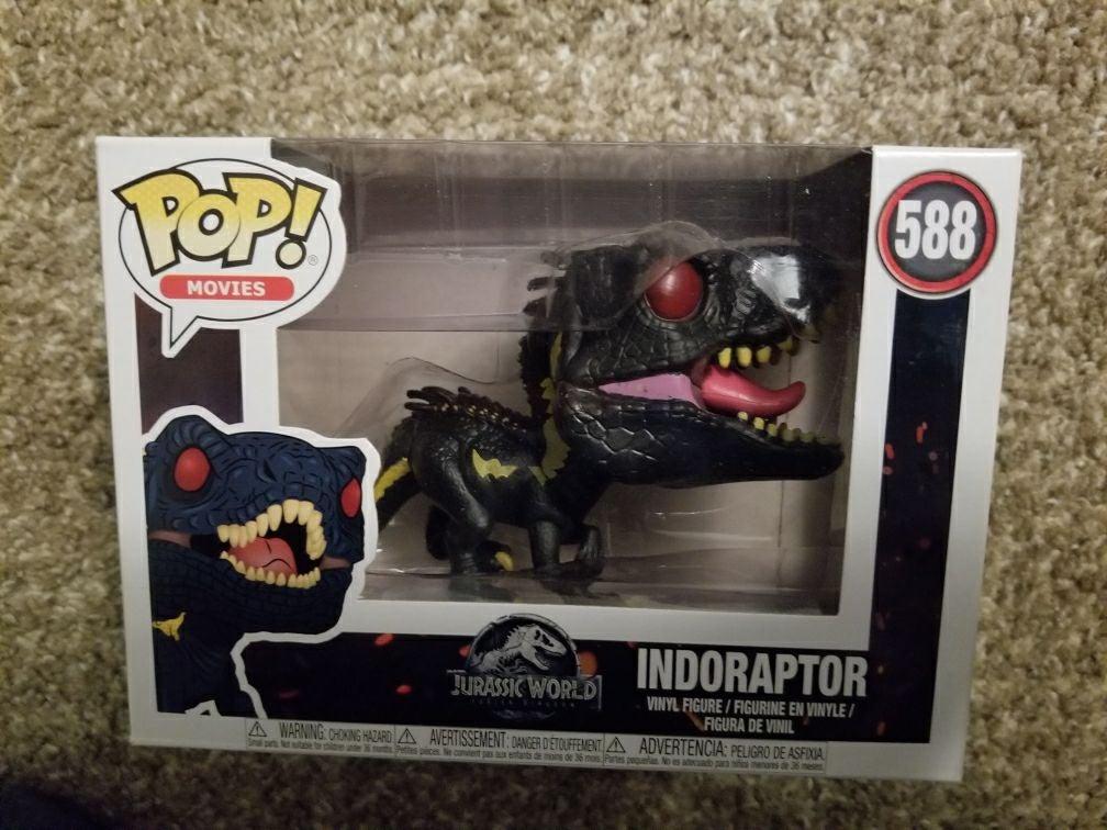 Indoraptor Funko Pop