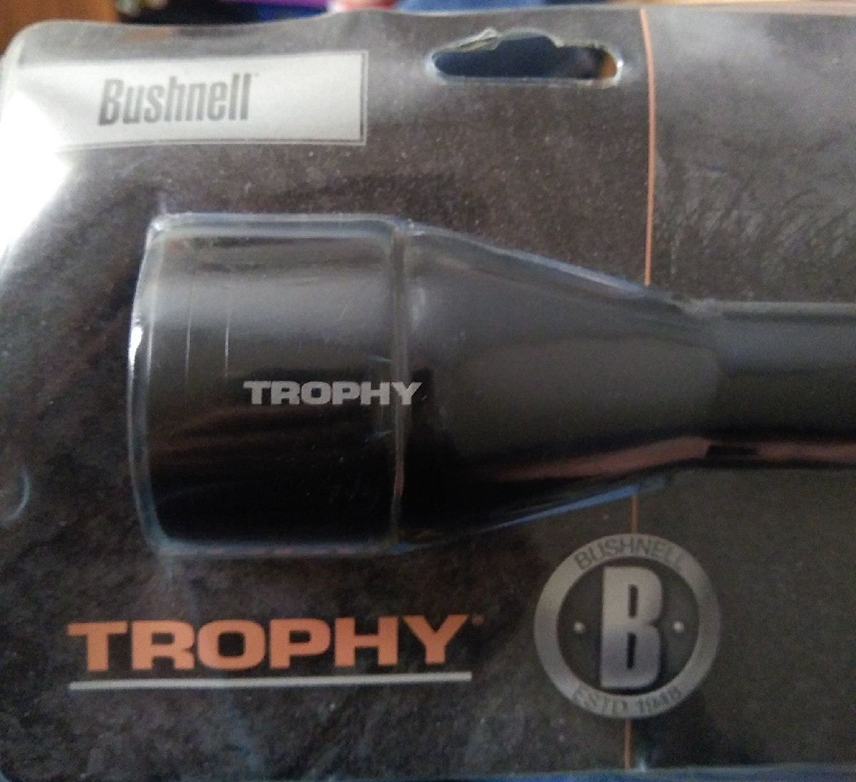 Bushnell 3-9X40 Trophy scope