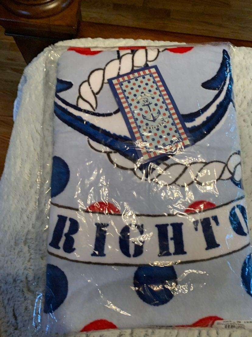 Brighton Beach Towel