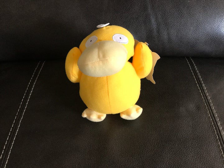 "Pokemon Psyduck 6"" Inch Plush"