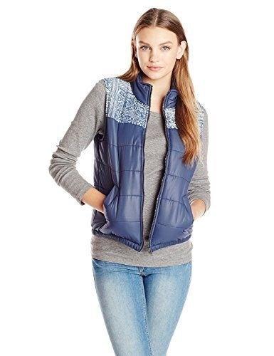 Billabong Size Small Jericho Puffer Vest