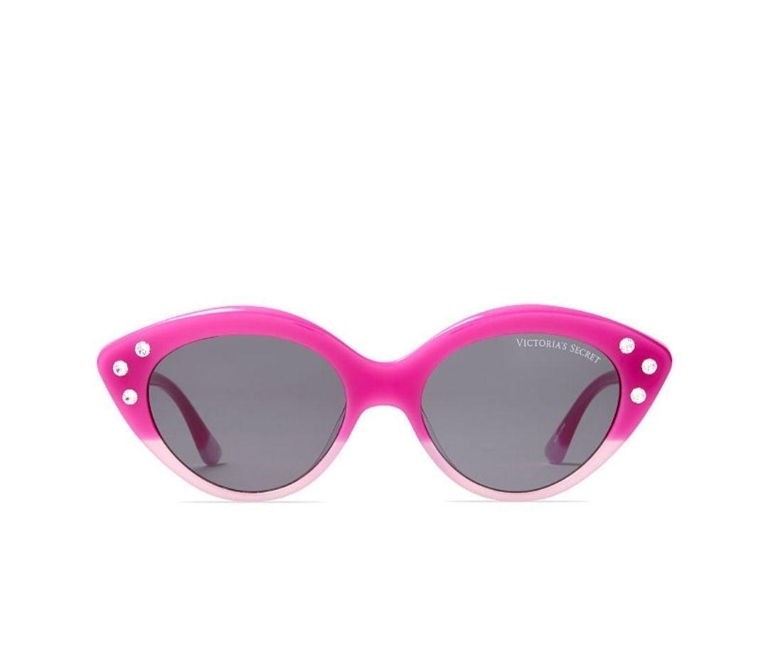 Victoria's S Rhinestone Cat Eye Sunglass
