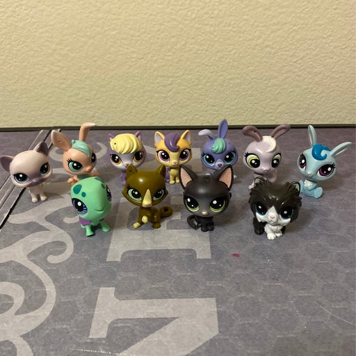 LPS lot of 10