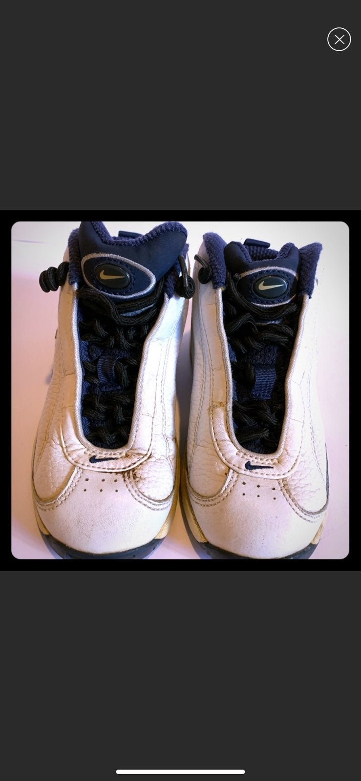 Nike Sneakers Toddler Sz 11