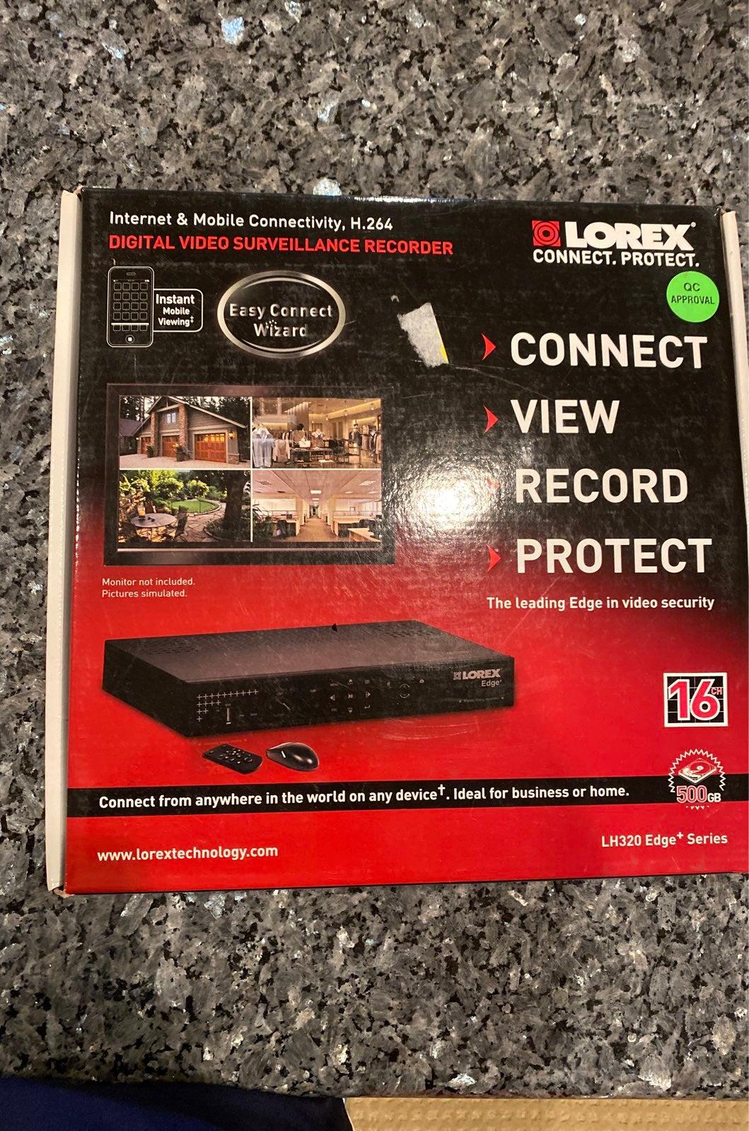 Digital Video Surveillance Recorder