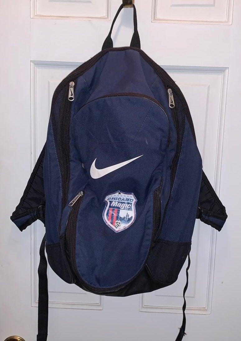 Nike Backpack, Soccer Team, Navy Blue