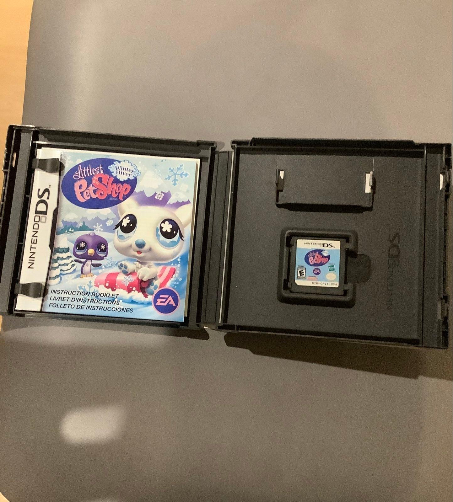 Nintendo DS Littlest Pet Shop