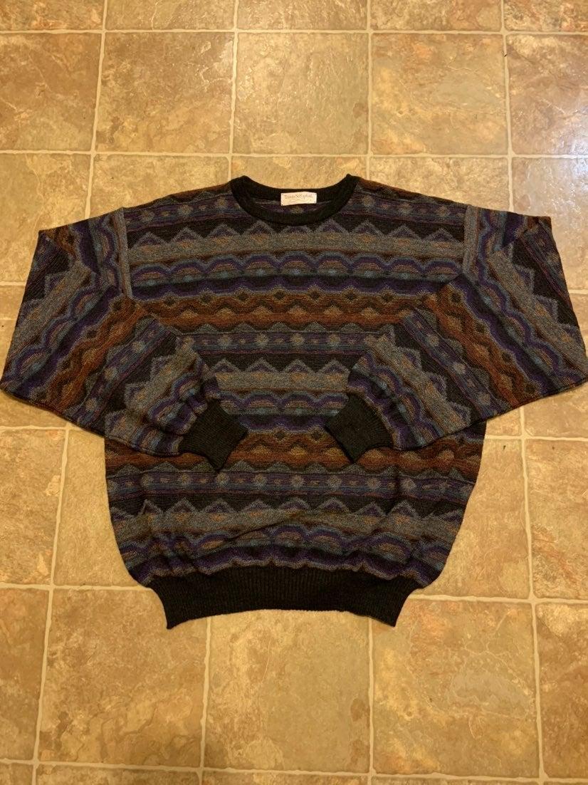 Merino Wool Sweater Tricots