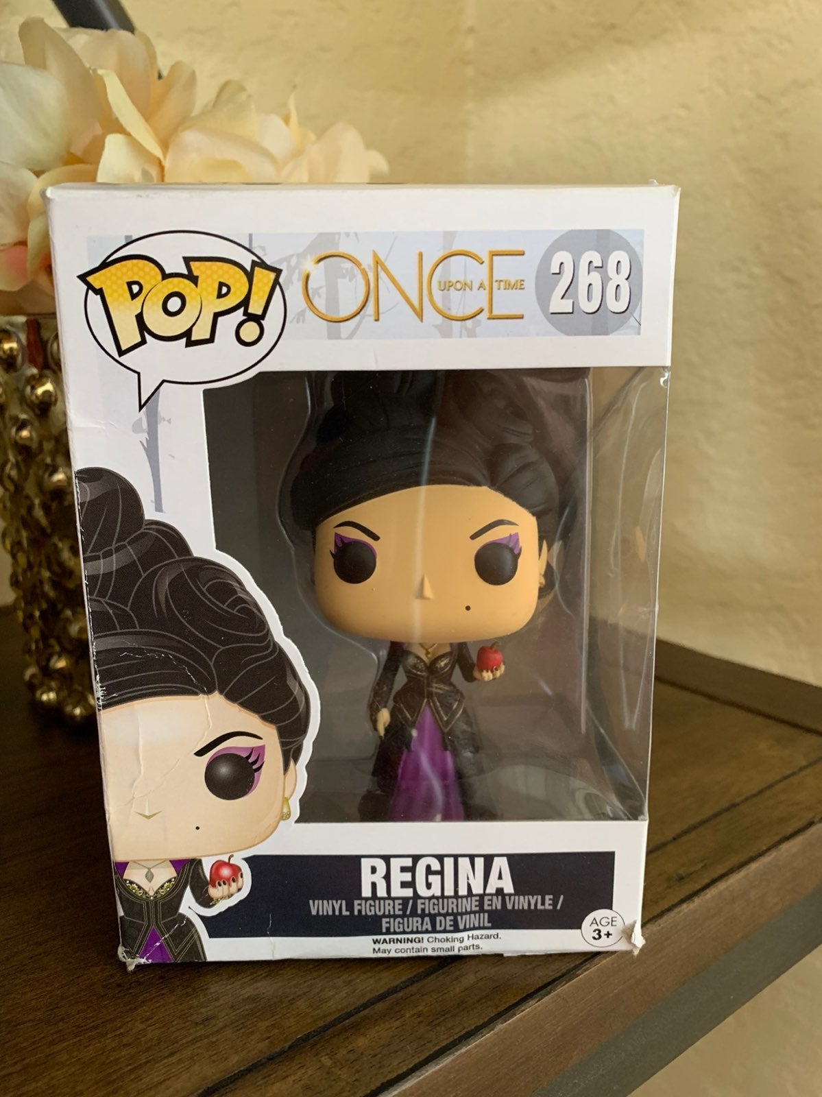 Funko Pop! Regina 268 Once Upon A Time