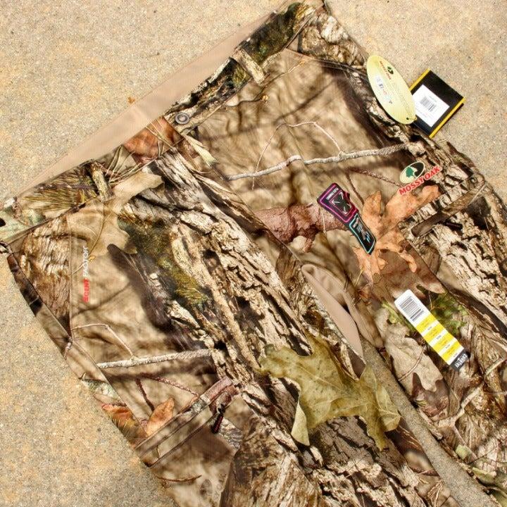 Mossy Oak Camo Pants Hunting Scent