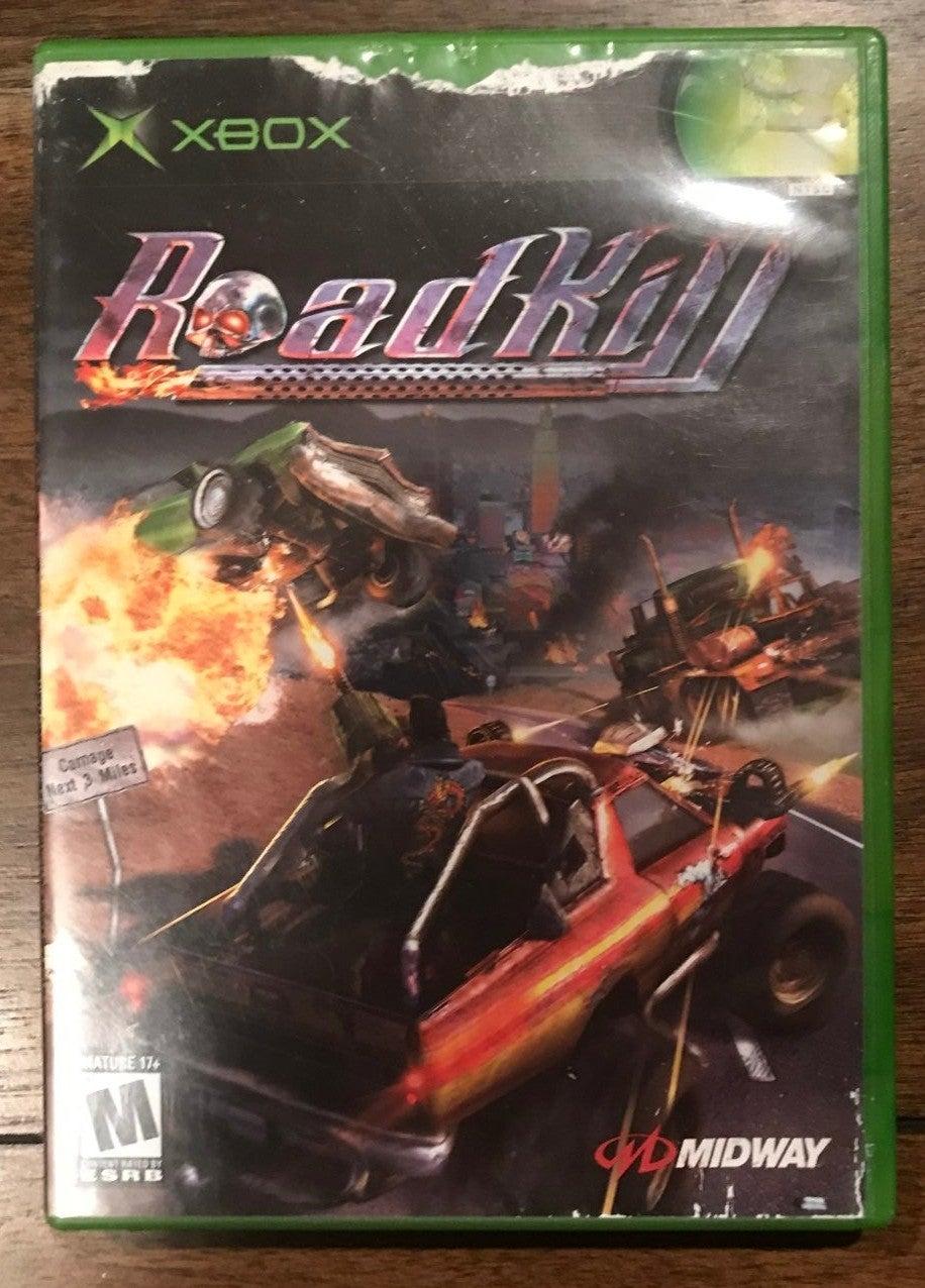 RoadKill on Xbox
