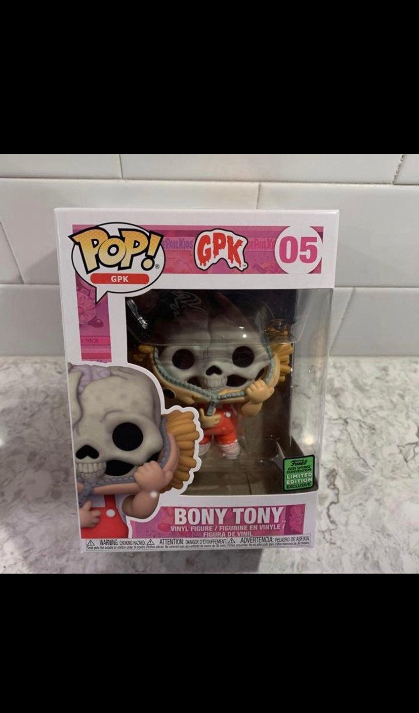 Funko GPK Bony Tony ECCC Exclusive