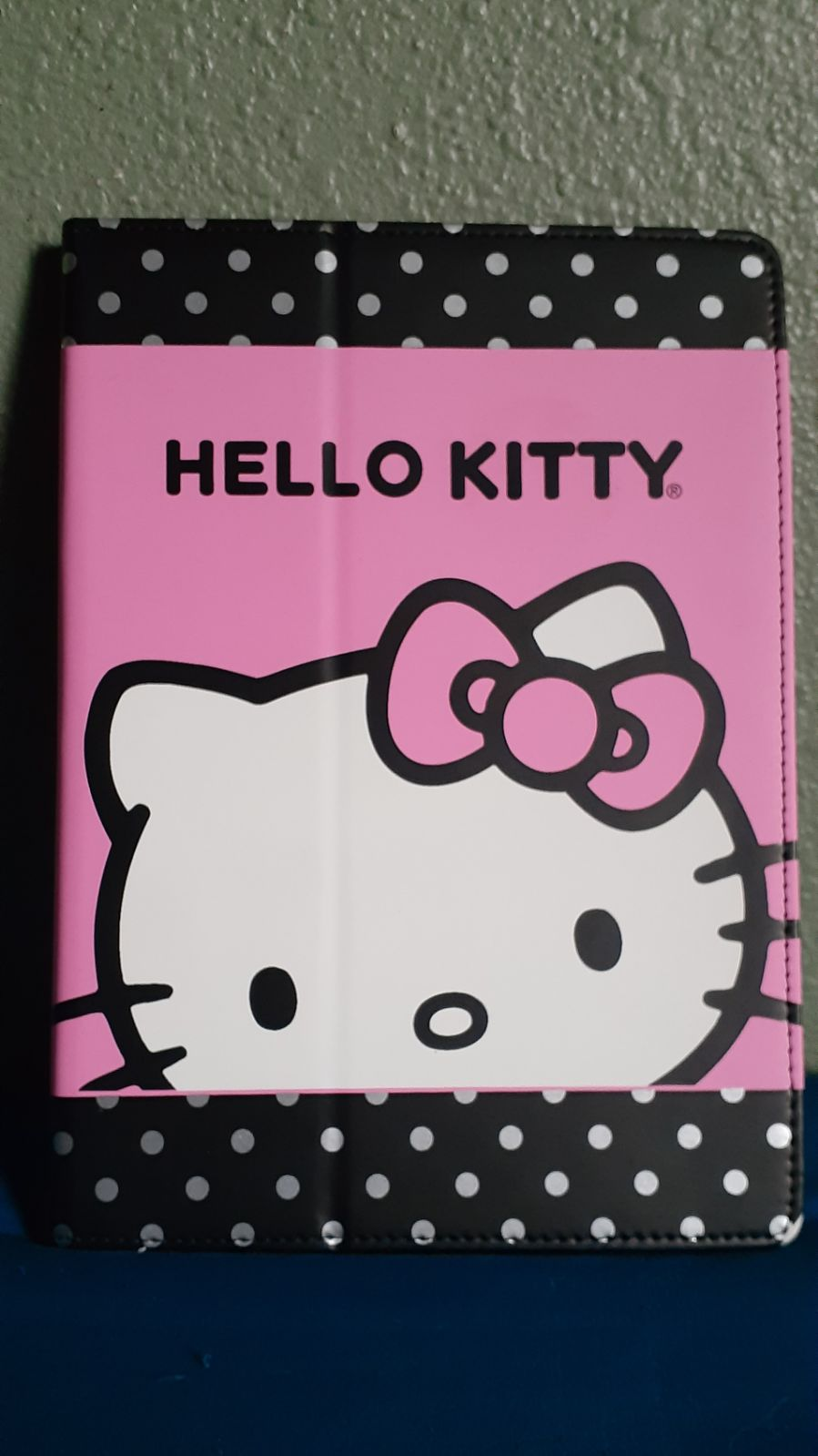 Hello Kitty Ipad Air case/ stand