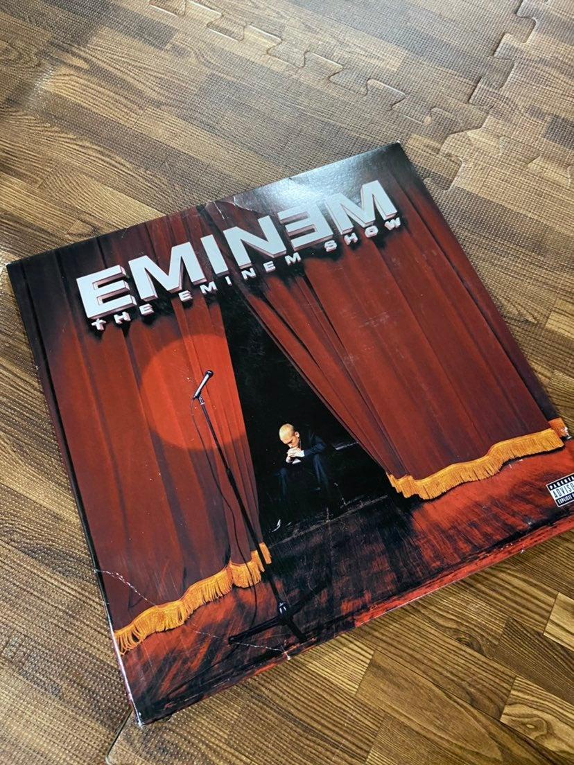 The Eminem Show Eminem Vinyl