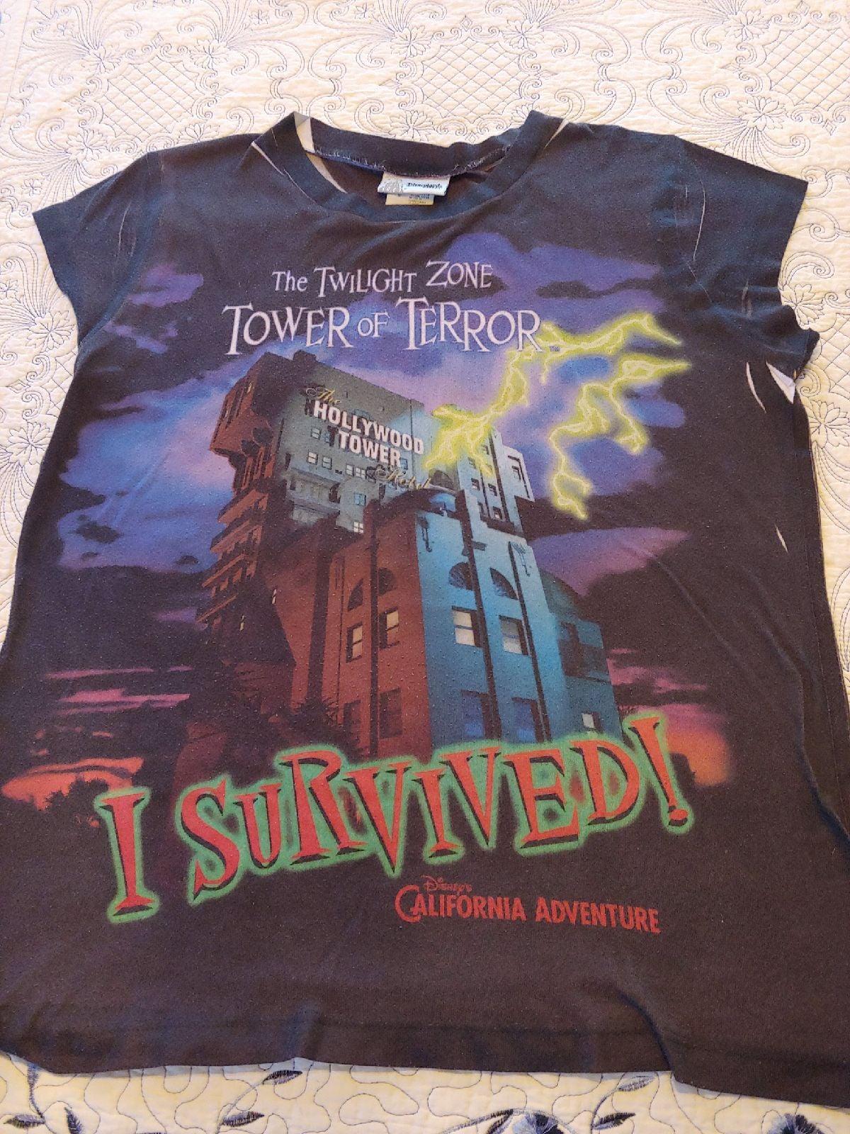 Twilight Zone Disneyland Tower of Terror
