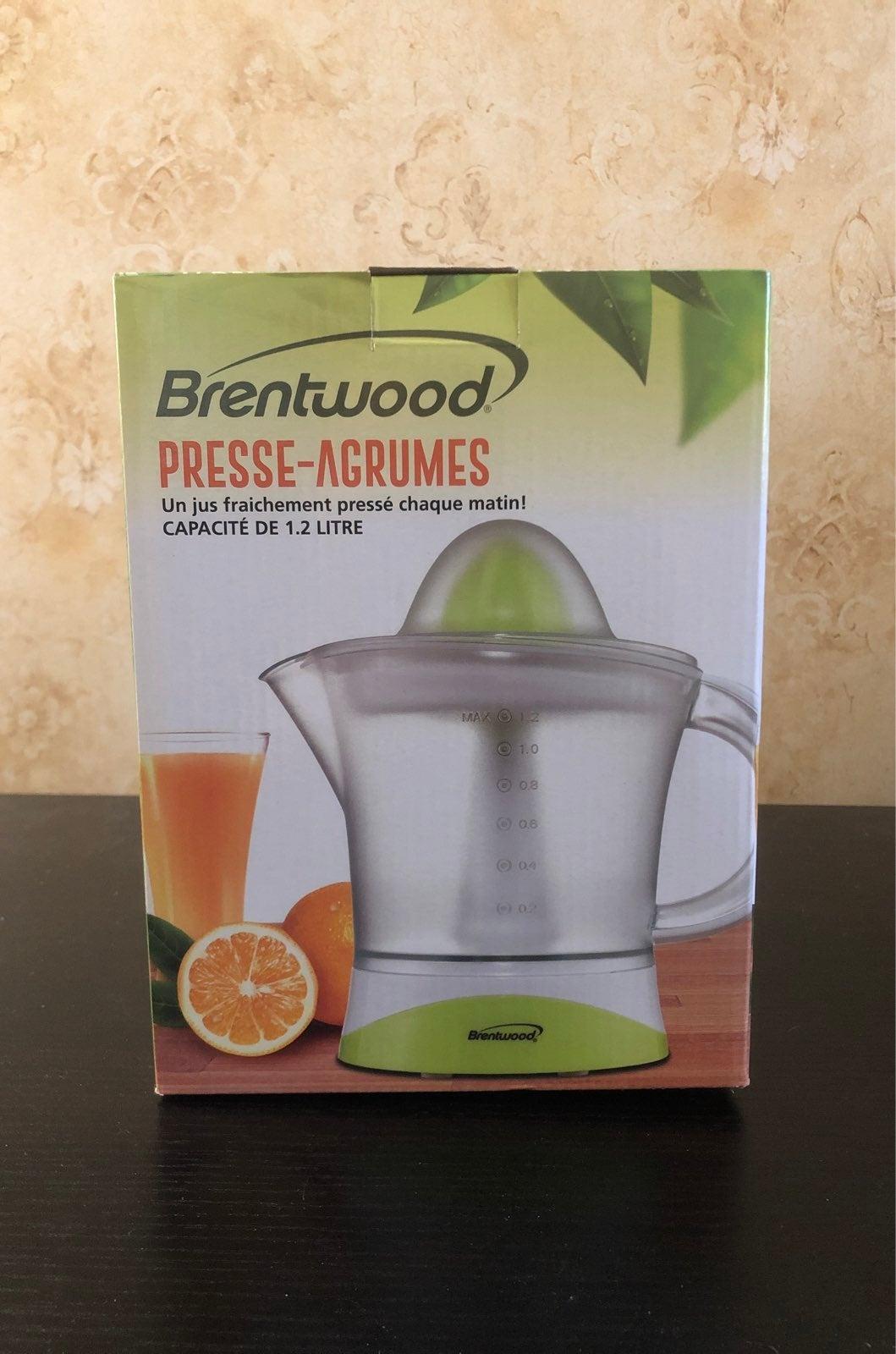 Citrus Juicer 40 Oz Capacity